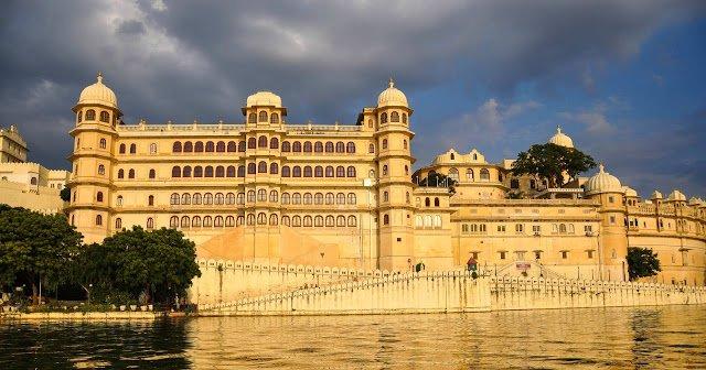 Udaipur-Palace